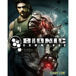BIONIC COMMANDO PLAYSTATION 3