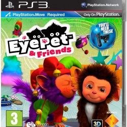 EYE PET & FRIENDS PS3