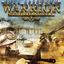 FULL SPECTRUM WARRIOR TEN HAMMERS PC DVD ROM