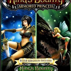 KING S BOUNTY ARMORED PRINCESS PC DVD ROM SOFTWARE