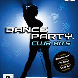 DANCE PARTY CLUB HITS PLAYSTATION 2