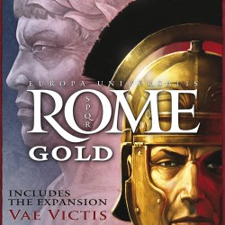 ROME GOLD INCLUDES THE EXPANSION VAE VICTIS PC CD ROM