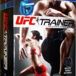 UFC PERSONAL TRAINER THE ULTIMATE FITNESS SYSTEM PS3
