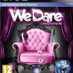WE DARE FLIRTY FUN FOR ALL PS3