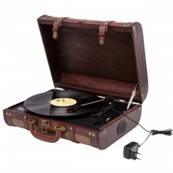 CAMRY TURNTABLE SUITCASE