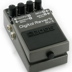 ΠΕΤΑΛ BOSS DIGITAL REVERB RV-5