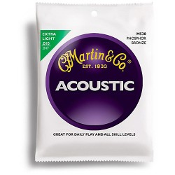 ACOUSTIC GUITAR SETS MARTIN AND CO M530 010