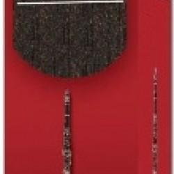 CLEAR ROD No 1 RICO PLASTIC COVER BLACK