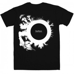 BAUHAUS T SHIRT THE SKY S GONE OUT MALE S