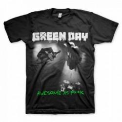 GREEN DAY HIGH JUMP T SHIRT MALE XL