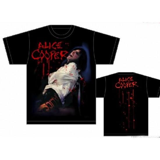 ALICE COOPER T SHIRT L