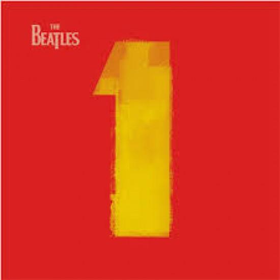 beatles 1 cd dvd