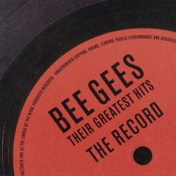 bee gees their greatest hits the record