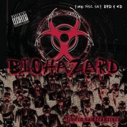 biohazard live in san francisco cd and dvd