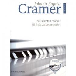 CRAMER 60 SELECTED STUDIES CD included