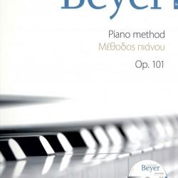BEYER FERDINAND PIANO METHOD OP 101