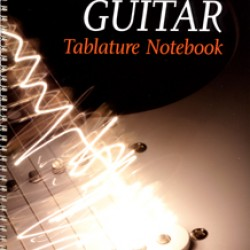 MUSIC NOTEBOOK WITH TABLET