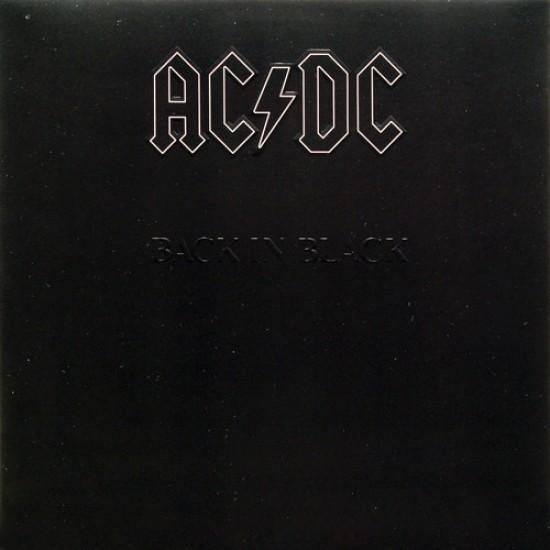 AC DC BACK IN BLACK LP