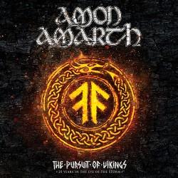 AMON AMARTH 2018 THE PURSUIT OF VIKINGS LP