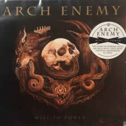 ARCH ENEMY 2017 WILL TO POWER