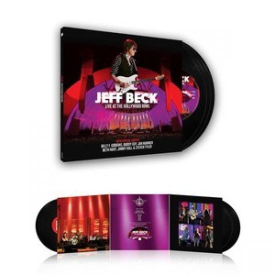 BECK JEFF LIVE AT THE HOLLYWOOD BOWL 2CD AND DVD