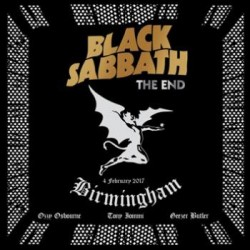 BLACK SABBATH 2017 THE END 2 CD