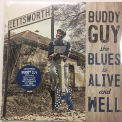 BUDDY GUY 2018 THE BLUES IS ALIVE AND WELL
