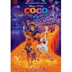 COCO 2018 DVD