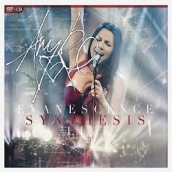 EVANESCENCE 2018 SYNTHESIS CD DVD