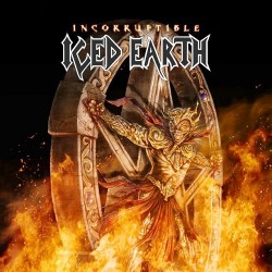 ICED EARTH 2017 INCORRUPTIBLE