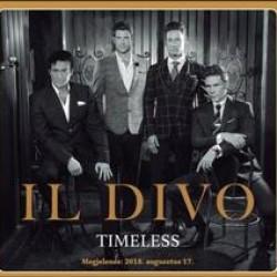 IL DIVO 2018 TIMELESS