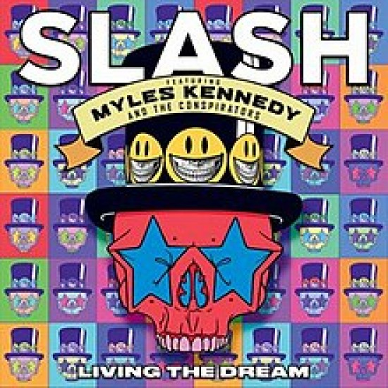 SLASH feat MYLES KENNEDY and the conspirators 2018 LIVING THE DREAM