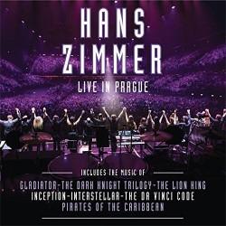 ZIMMER HANS 2018 LIVE IN PRAGUE