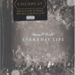 COLDPLAY 2019 EVERYDAY LIFE