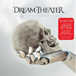 DREAM THEATER 2019 DISTANCE OVER TIME LP