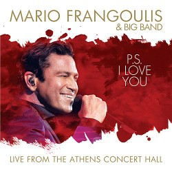 FRANGOULIS MARIO & THE BIG BAND 2019 PS I LOVE YOU LIVE FROM THE ATHENS CONCERT HALL