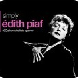 PIAF Edith simply 3 cds from the little sparrow
