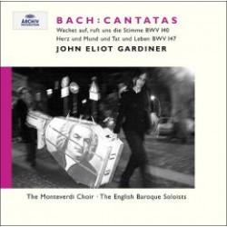 BACH: CANTATAS JOHN ELIOT GARDINER
