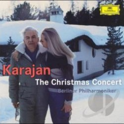 KARAJAN THE CHRISTMAS CONCERT BERLINER PHILARMONIKER