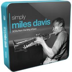 DAVIS MILES simply 3 cd sfrom the king of jazz