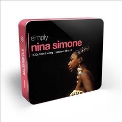 SIMONE Nina simply 3 cds from the high priestess of soul