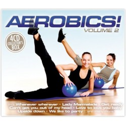 AEROBICS! VOLUME 2 4 CD COLLECTORS BOX