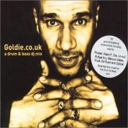 GOLDIE .CO.UK a drum & bass dj mix