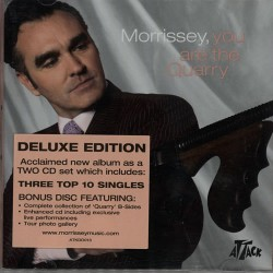 MORRISSEY YOU ARE THE QUARRY DELUXE EDITION