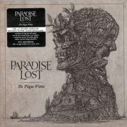 PARADISE LOST THE PLAGUE WITHIN DELUXE EDITION