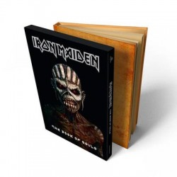IRON MAIDEN THE BOOK OF SOULS DELUXE EDITION