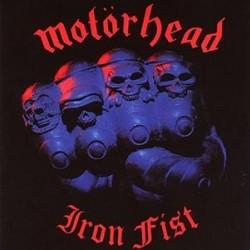 MOTORHEAD IRON FIST 2 cd deluxe edition