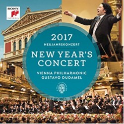 NEW YEARS CONCERT 2017 VIENNA PHILHARMONIC GUSTAVO DUDAMEL