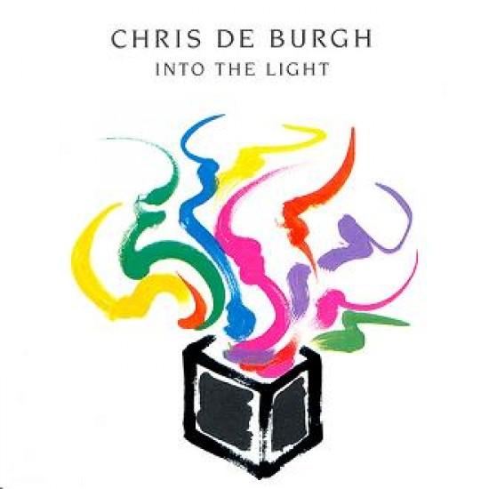 chris de burgh into the light