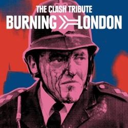 clash tribute burning london